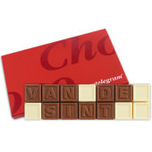 Van de Sint Chocotelegram