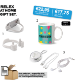 Relax at home gift set