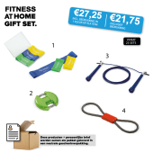 Fitness at home gift set